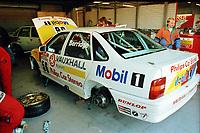 Final round of the 1991 British Touring Car Championship. #56 Bob Berridge (GBR). Vauxhall Sport. Vauxhall Cavalier.