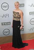 Alison Pill at the 2014 American Film Institute's Life Achievement Awards honoring Jane Fonda, at the Dolby Theatre, Hollywood.<br /> June 5, 2014  Los Angeles, CA<br /> Picture: Paul Smith / Featureflash
