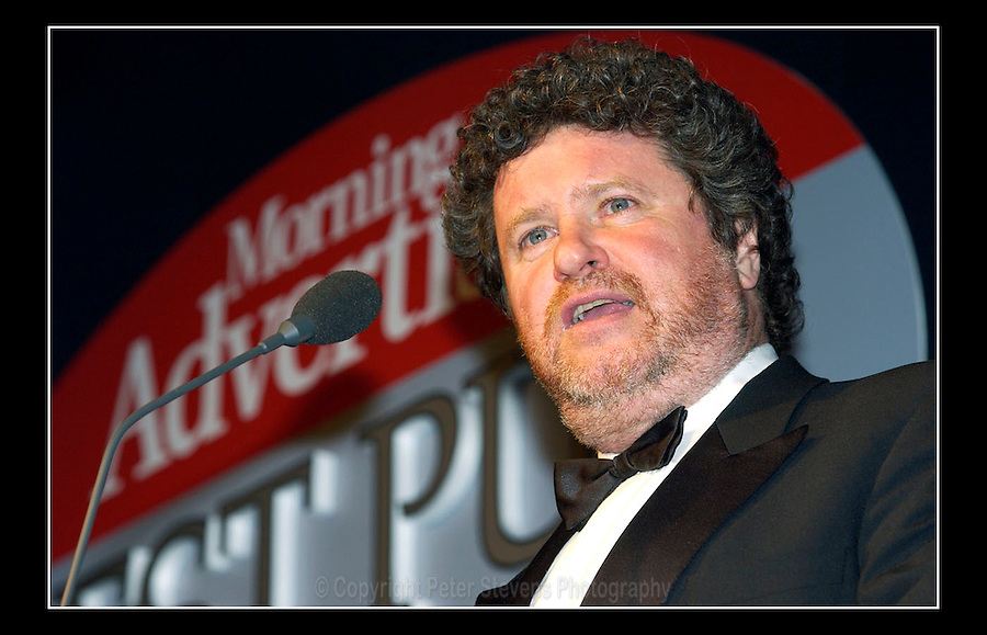 Rory McGrath - The Licensee & Morning Advertiser - The Dorchester Hotel, Park Lane, London W1 - 2nd February 2005