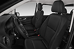 Front seat view of a 2018 Mercedes Benz Vito Mixto Perfect Tool 4 Door Combi front seat car photos