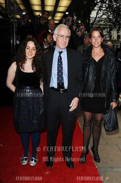 Charles Darwin's Great Great Grandson, Randal Keynes arriving for the 'Creation' premiere at the Curzon Mayfair, London. 13/09/2009. Picture By: Steve Vas / Featureflash