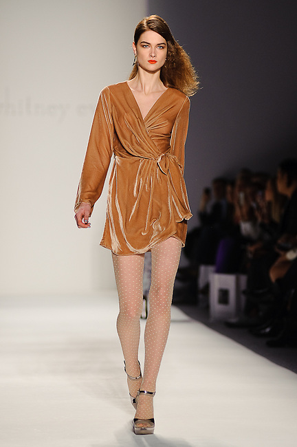 Whitney Eve: Mercedes Benz Fashion Week Fall/Winter 2012