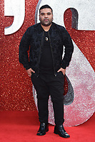"Naughty Boy<br /> arriving for the ""Ocean's 8"" European premiere at the Cineworld Leicester Square, London<br /> <br /> ©Ash Knotek  D3408  13/06/2018"