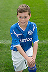 St Johnstone FC Academy Under 12's<br /> Ben Henderson<br /> Picture by Graeme Hart.<br /> Copyright Perthshire Picture Agency<br /> Tel: 01738 623350  Mobile: 07990 594431