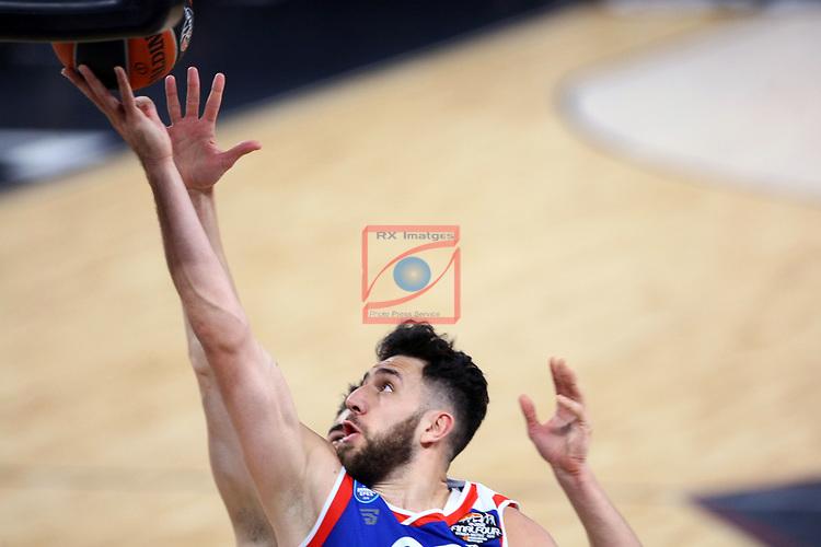 Turkish Airlines Euroleague.<br /> Final Four - Vitoria-Gasteiz 2019.<br /> Semifinals.<br /> Fenerbahce Beko Istanbul vs Anadolu Efes Istanbul: 73-92.<br /> Vasilije Micic.