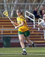 Boston College vs University of Vermont April 04 2012