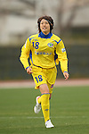 Manami Yoshitake (Charme), .MARCH 23, 2013 - Football /Soccer : .Plenus Nadeshiko League 2013 .between NTV Beleza 2-0 FC Kibikokusaidaigaku Charme .at Ajinomoto Stadium West Field, Tokyo, Japan. .(Photo by YUTAKA/AFLO SPORT) [1040]