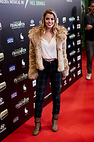Nerea Rodriguez attends to El Jovencito Frankenstein premiere at La Luz Philips Teather in Madrid, Spain. November 13, 2018. (ALTERPHOTOS/A. Perez Meca) /NortePhoto.com
