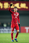Shanghai FC Forward Oscar Emboaba Junior gestures during the AFC Champions League 2017 Group F match between Shanghai SIPG FC (CHN) vs Western Sydney Wanderers (AUS) at the Shanghai Stadium on 28 February 2017 in Shanghai, China. Photo by Marcio Rodrigo Machado / Power Sport Images