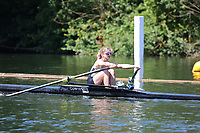 Race: 8  Event: Aspirational Lightweight 1x<br /> Crew: 146  Club: Camb. Univ W<br /> <br /> Henley Women's Regatta 2018<br /> Friday<br /> <br /> To purchase this photo, or to see pricing information for Prints and Downloads, click the blue 'Add to Cart' button at the top-right of the page.