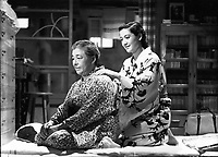 Tokyo Story (1953) <br /> (Tokyo monogatari)<br /> Setsuko Hara and Chieko Higashiyama<br /> *Filmstill - Editorial Use Only*<br /> CAP/MFS<br /> Image supplied by Capital Pictures