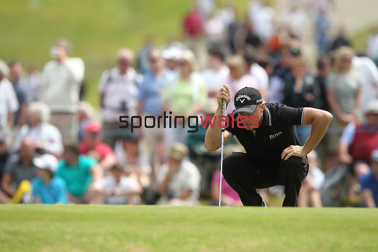 Alexander Noren.Saab Wales Open 2011.Twenty Ten Course - Celtic Manor Resort..04.06.11.©Steve Pope