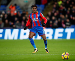 Crystal Palace's Wilfred Zaha in action during the premier league match at Selhurst Park Stadium, London. Picture date 12th December 2017. Picture credit should read: David Klein/Sportimage