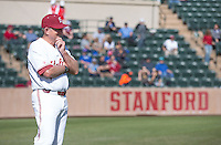 Stanford Baseball vs Kansas, February 25, 2017