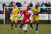Welling United vs Wrexham 20-02-16