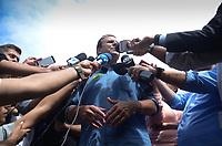 RIO DE JANEIRO,RJ, 28.10.2018 - ELEIÇÕES-2018 - O candidato ao Governo do Rio de Janeiro vota no Gavea Golf and Country Club, São Conrado, Rio de Janeiro, neste domingo, 28. (Foto: Vanessa Ataliba/Brazil Photo Press/Folhapress) RIO DE JANEIRO,RJ, 28.10.2018 - ELEIÇÕES-2018 - O candidato ao Governo do Rio de Janeiro vota no Gavea Golf and Country Club, São Conrado, Rio de Janeiro, neste domingo, 28. (Foto: Vanessa Ataliba/Brazil Photo Press)