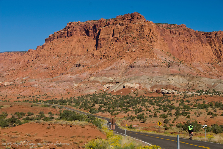 Landscapes of Capitol Reef National Park