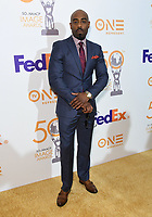 09 March 2019 - Hollywood, California - Omar Wilson. 50th NAACP Image Awards Nominees Luncheon held at the Loews Hollywood Hotel.  <br /> CAP/ADM/BT<br /> &copy;BT/ADM/Capital Pictures
