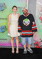 "01 August 2016 - New York, New York - Hayley Quinn Smith, Kevin Smith. ""Suicide Squad"" World Premiere. Photo Credit: Mario Santoro/AdMedia"
