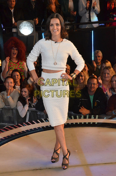 Edele Lynch<br /> in Celebrity Big Brother - Summer 2014 <br /> *Editorial Use Only*<br /> CAP/NFS<br /> Image supplied by Capital Pictures