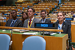 General Assembly: 16th meeting<br /> <br /> 	<br /> His Excellency Olof SKOOG Chair of Delegation of Sweden