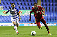 Martin Olsson of Swansea City during the Carabao Cup Third Round match between Reading and Swansea City at Madejski Stadium, Reading, England, UK. Tuesday 19 September 2017