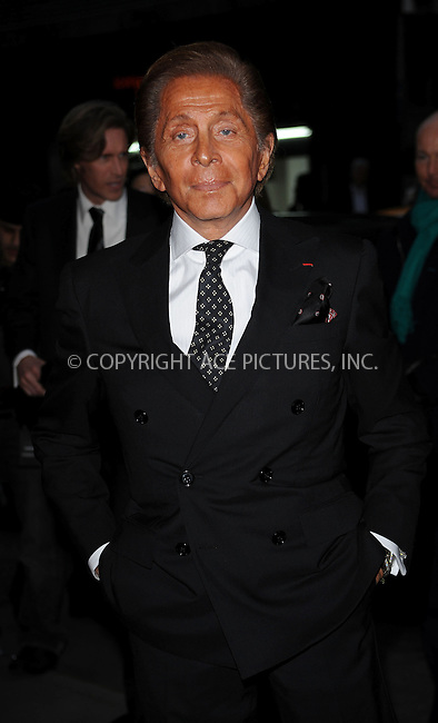 WWW.ACEPIXS.COM . . . . .  ....March 17, 2009 New York City....Designer Valentino Garavani attends the premiere of 'Valentino: The Last Emperor' at The Roy and Niuta Titus Theater at The Museum Of Modern Art on March 17, 2009 in New York City.....Please byline: KRISTIN CALLAHAN - ACEPIXS.COM.... *** ***..Ace Pictures, Inc:  ..tel: (212) 243 8787..e-mail: info@acepixs.com..web: http://www.acepixs.com
