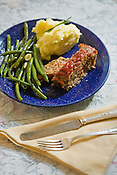 Meatloaf, locavore style.