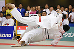 Shoichiro Mukai, September 14, 2014 - Judo : All Japan Junior Judo Championships Men's -90kg Final at Saitama Prefectural Budokan, Saitama, Japan. (Photo by Yusuke Nakanishi/AFLO SPORT) [1090]