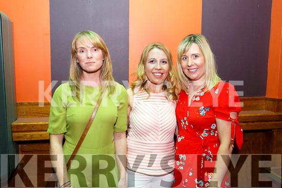 "Enjoying  An Riocht fundraising concert with ""The Kilkenny's at the River Island Hotel Castleisland on Saturday were Margo Kenney, Karen O'Mahony, Sarah Flynn"