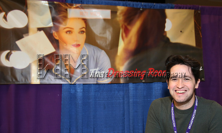 Michael Kushner Photography During the BroadwayCON 2020 First Look at the New York Hilton Midtown Hotel on January 24, 2020 in New York City.