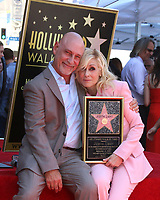 LOS ANGELES - SEP 12:  Alan Nierob, Judith Light at the Judith Light Star Ceremony on the Hollywood Walk of Fame on September 12, 2019 in Los Angeles, CA