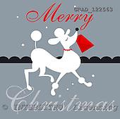 Addy, CHRISTMAS ANIMALS, paintings, GBAD122563,#xa# Weihnachten, Navidad, illustrations, pinturas