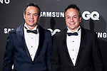 Chefs Sergio Torres and Javier Torres attends the 2018 GQ Men of the Year awards at the Palace Hotel in Madrid, Spain. November 22, 2018. (ALTERPHOTOS/Borja B.Hojas)