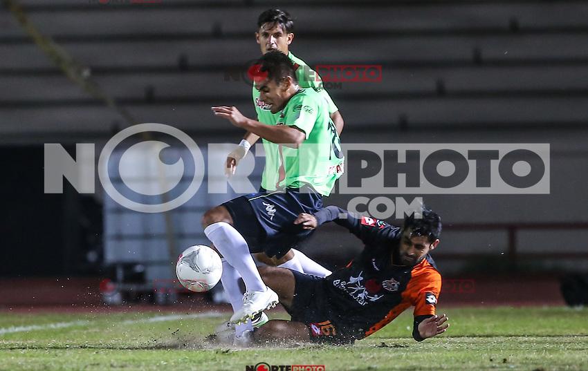 Miguel Vallejo, durante el partido de futbol soccer entre Alebrijes de Oaxaca vs Cimarrones . Jornada 1 del torneo Clausura de la Liga Ascenso MX . <br /> Estadio Heroes de Nacozari a 8 de enero 2016. **Foto: NortePhoto<br /> ***CreditoObligatorio*