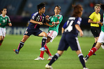 Mina Tanaka (JPN), Christina Murillo (MEX), AUGUST 19, 2012 - Football / Soccer : FIFA U-20 Women's World Cup Japan 2012 Group A match between Japan 4-1 Mexico at Miyagi Stadium in Miyagi, Japan. (Photo by Toshihiro Kitagawa/AFLO)