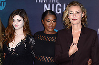 HOLLYWOOD, CA - MAY 9: India Eisley, Golden Brooks, Connie Nielsen at the &quot;I Am The Night FYC Event at the Television Academy in North Hollywood, California on May 9, 2019.      <br /> CAP/MPI/DE<br /> &copy;DE/MPI/Capital Pictures