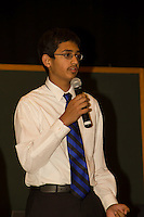 The Harker School - US - Upper School - US freshman Vinee Kosaraju was awarded for his writing in the 2013 Scholastic CA Writes Awards - Photo provided by Vineet Kosaraju, grade 9
