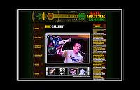 Jail Guitar Doors: Website, Online Gallery - Graham Miles taken at the Jail Guitar Doors' Hootenanny - The Flowerpot, Kentish Town Road - 12th July 2009