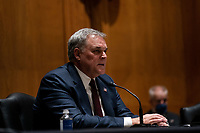 Internal Revenue Service Commissioner Charles P. Rettig testifies before the United States Senate Finance Committee on a hearing about the 2020 Filing Season and IRS COVID-19 Recovery at the U.S. Capitol in Washington DC on June 30th, 2020.<br /> Credit: Anna Moneymaker / Pool via CNP /MediaPunch