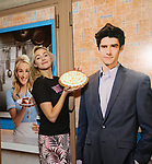 Betsy Wolfe star of 'Waitress' attends the Welcome to Joe's Pie Diner at Brooks Atkinson on June 13, 2017 in New York City.