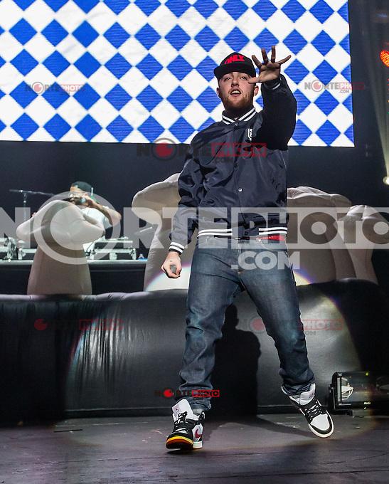 LAS VEGAS, NV - October 7: Mac Miller performs at The Joint at Hard Rock Hotel & Casino on October 7, 2012 in Las Vegas, Nevada Kabik/Starlite/MediaPunch Inc /©NortePhoto