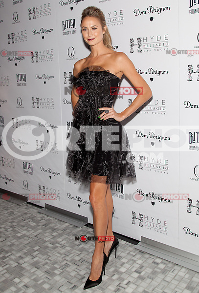 LAS VEGAS, NV - October 27 Stacy Kiebler at Hyde at The Bellagio in Las Vegas Nevada Kabik / Starlitepics / MediaPunch Inc /NortePhoto .<br />