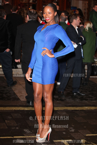 Jamelia arriving for the I Can't Sing Press Night, at the Paladium, London. 26/03/2014 Picture by: Alexandra Glen / Featureflash