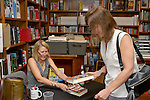 Coral Gables, FL - JULY 18: Author Lili Wright discuss and sign copies of her new book 'Dancing with the Tiger' at Books and Books on July 17, 2016 in Coral Gables, Florida.  ( Photo by Johnny Louis / jlnphotography.com )