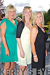 Mary McCormack, Maura O'Hare and Eithne Redmond, Tralee pictured at a concert by Jerry Fish and friends a Fundraiser for the Niall Mellon South African Township at the Ballygarry House Hotel on Sunday.