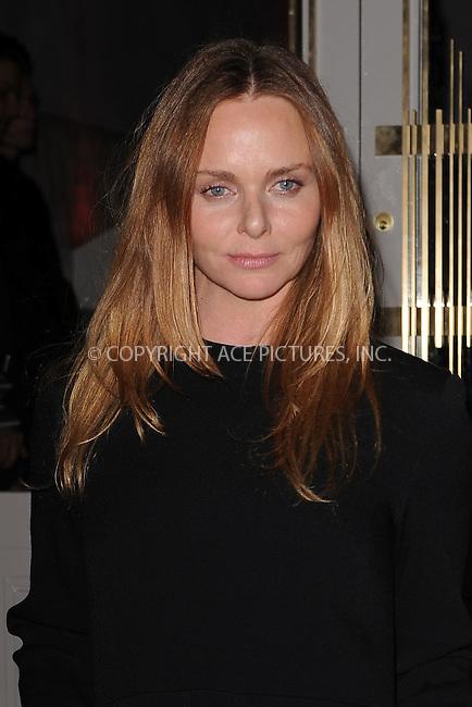 WWW.ACEPIXS.COM . . . . . .January 9, 2012...New York City....Fashion designer Stella McCartney attends the Stella McCartney Soho Store opening on January 9, 2012 in New York City .....Please byline: KRISTIN CALLAHAN - ACEPIXS.COM.. . . . . . ..Ace Pictures, Inc: ..tel: (212) 243 8787 or (646) 769 0430..e-mail: info@acepixs.com..web: http://www.acepixs.com .