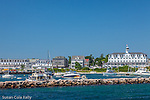 The National Hotel in Old Harbor, New Shoreham, Block Island, RI, USA