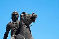 Statue of Alexander the Great. Thessaloniki, Macedonia, Greece