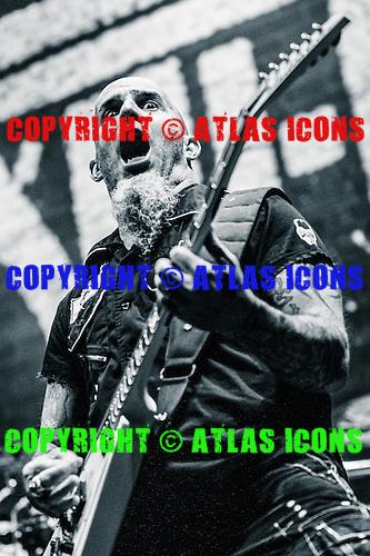 ANTHRAX, LIVE, 2015, <br /> PHOTOCREDIT:  IGOR VIDYASHEV/ATLASICONS